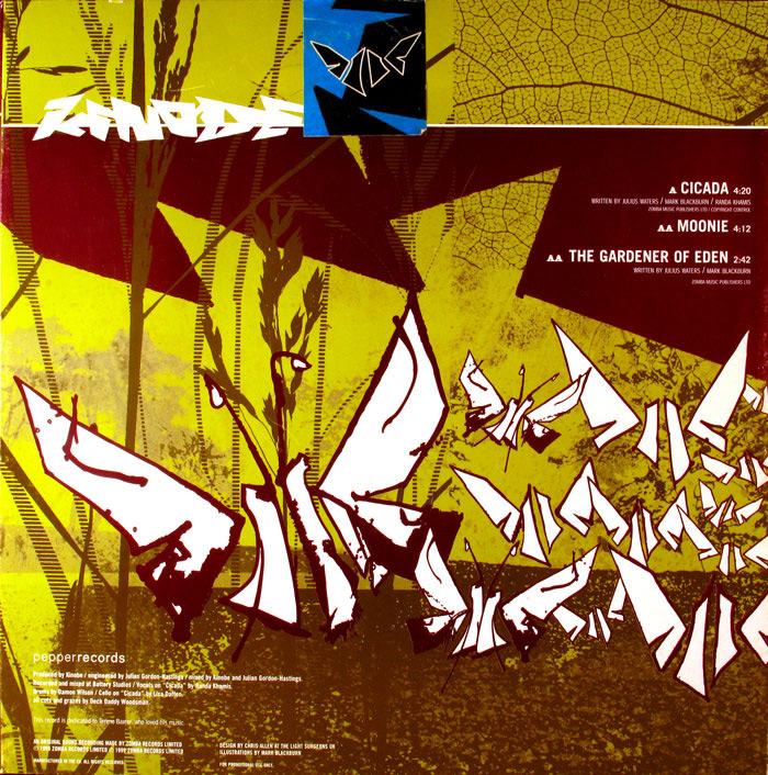 Kinobe - War And Peas EP